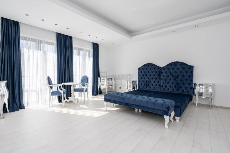 Casin, apartament premium, 3 camere, 180 mp, mobilat, finisaje/dotari lux, garaj