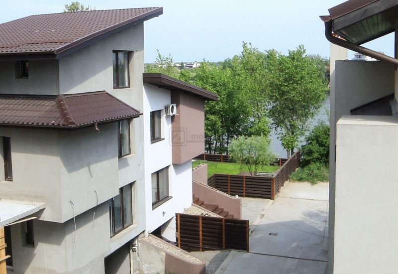 Vila moderna, 6 camere, 272 mp, teren 286 mp, Straulesti/Lacul Baneasa