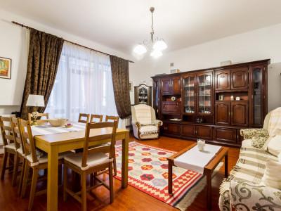 Dorobanti - Roma, apartament premium, 5 camere, 180 mp, etaj 2/3, terasa,garaj