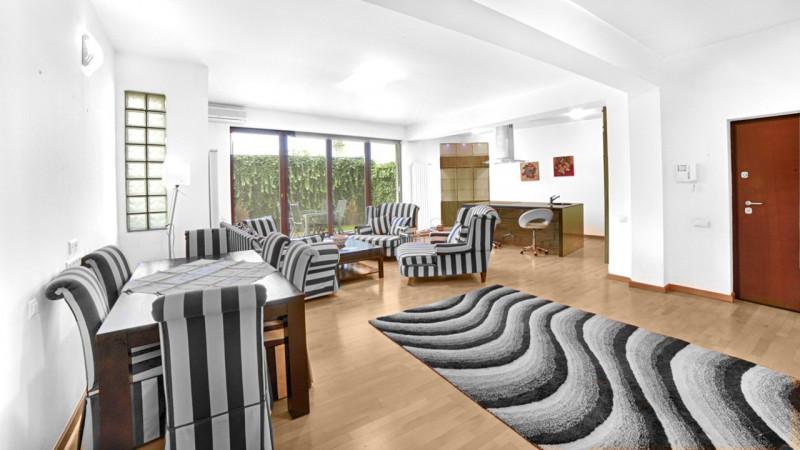 Arcul de Triumf, apartament premium 3 camere,108 mp utili, gradina proprie 34 mp