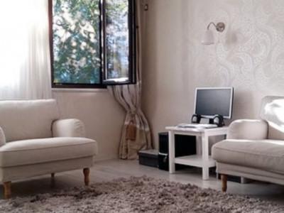 Dr.Taberei - Romancierilor, apartament 3 camere, decomandat, amenajat, etaj 3/4
