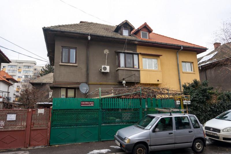 Decebal/ Piata Muncii, vila renovata, 146 mp, teren 236 mp, potential deosebit