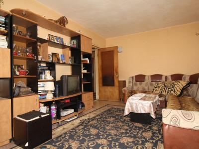 Apartament 3 camere, decomandat, etaj 1/10, Valea Ialomitei, comision 0%