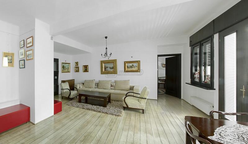 Parcul Carol, apartament rafinat, 4 camere, 2 bai, 136 mp, etaj 2/4
