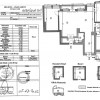 Parcul Carol, apartament rafinat, 4 camere, 2 bai, 136 mp, etaj 2/4 schita
