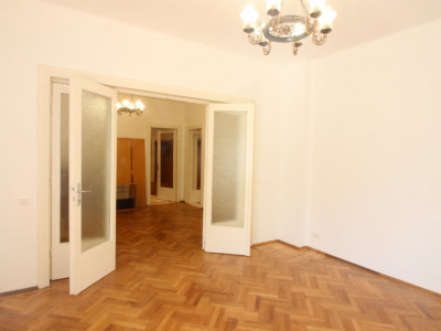 Aviatorilor/ Parcul Herastrau, apartament 3 camere, 80 mp, parter inalt