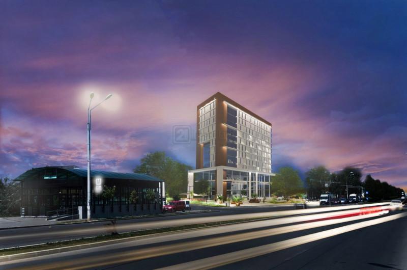 Teren STRADAL pozitionat pe COLT langa METROU pretabil dezvoltarilor imobiliare