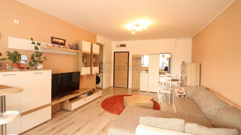 Padurea Baneasa - Greenfield, apartament 2 camere, mobilat / utilat, loc parcare