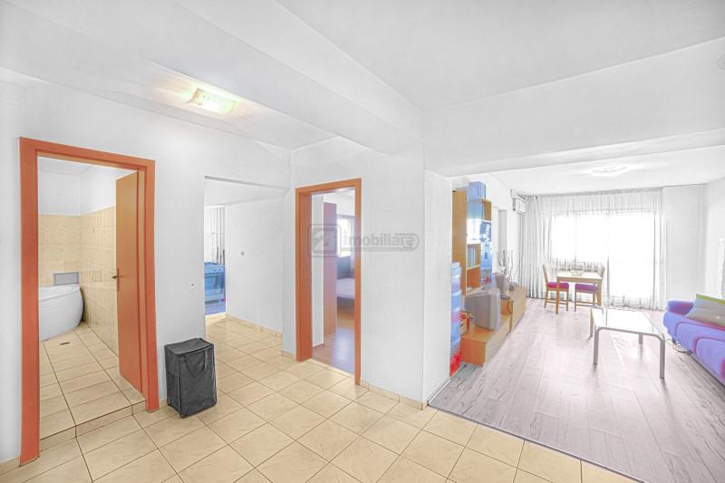 B-dul Unirii, apartament 2 camere, mobilat/ utilat, etaj 7/9, vedere bulevard