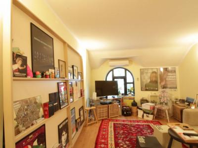 Eminescu / Icoanei, apartament vila, amenajat modern, investitie buna