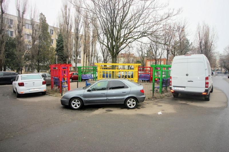 Brancoveanu - Secuilor, garsoniera cocheta, mobilata si utilata, etaj 3/10