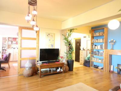 Magurele-Florilor, apartament spectaculos,110 mp utili, terase 97 mp,loc parcare