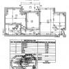 Baneasa-Iancu Nicolae, TResident, apartament 3 camere, 81 mp, etaj 2/5, bloc nou schita