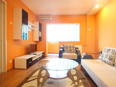 Metrou Crangasi, apartament 2 camere, decomandat, renovat, mobilat si utilat